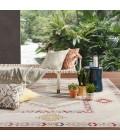 """Jaipur Living Tov Indoor/ Outdoor Medallion Light Gray/ Multicolor Runner Rug (2 8""""X10 )"""