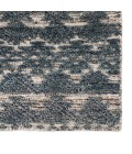 Jaipur Living Prentice Hand-Knotted Geometric Blue/ Ivory Area Rug (5 X8 )