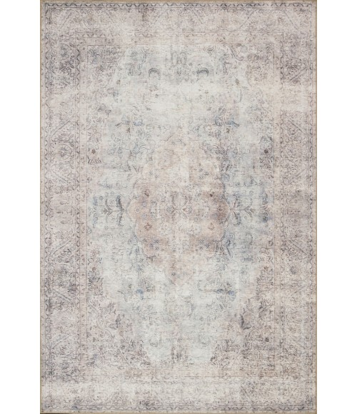Loloi Loren LQ-04-Silver-Slate-16Square Rug