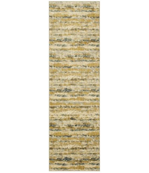 Karastan Rugs Expressions Amalgamate Gold by Scott Living