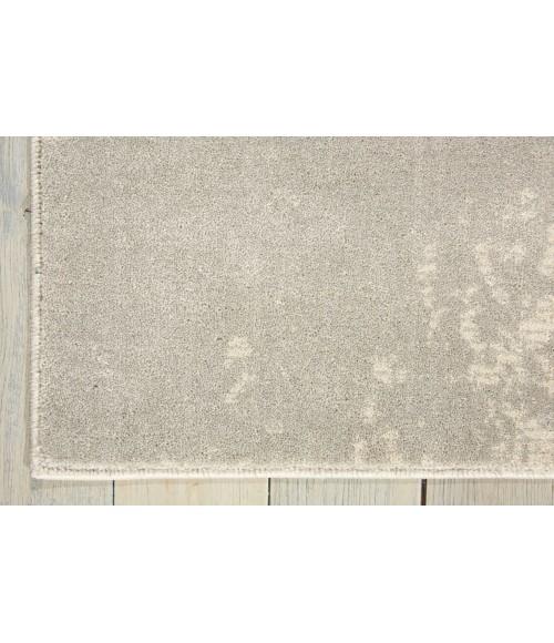 Nourison Maxell Area Rug MAE12-Ivory/Grey