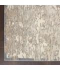 kathy ireland Home Sahara Area Rug KI392-Ivory/Silver