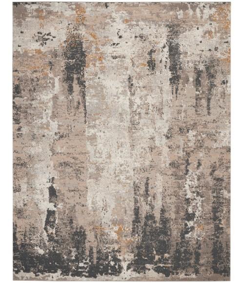 Nourison Ludlow Area Rug LDW05-Cream Grey
