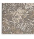 Michael Amini MA90 Uptown Area Rug UPT02-Beige/Grey
