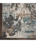 Nourison Ludlow Runner Area Rug LDW01-Grey/Multi