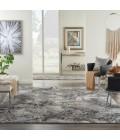 Nourison Ludlow Area Rug LDW01-Grey/Multi