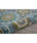 Waverly Sun N' Shade Square Area Rug SND16-Jade