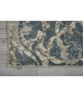 Nourison Maxell Runner Area Rug MAE10-Ivory/Blue