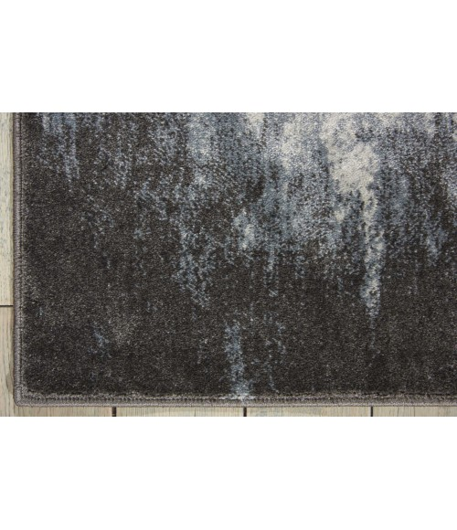 Nourison Maxell Runner Area Rug MAE01-Ivory/Grey
