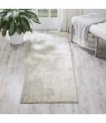 Nourison Maxell Runner Area Rug MAE12-Ivory/Grey