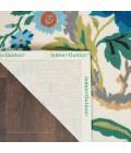 Waverly Sun N' Shade Area Rug SND82-Ivory/Multi