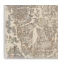 kathy ireland Home Sahara Runner Area Rug KI393-Ivory/Beige
