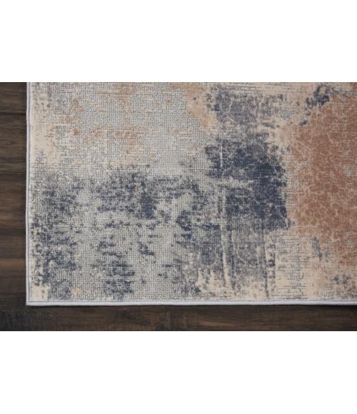 Nourison Rustic Textures Area Rug RUS02-Beige/Grey