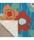 Waverly Sun N' Shade Area Rug SND27-Bluebell