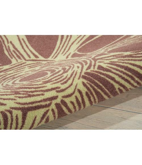 Nourison Home & Garden Area Rug RS022-Green
