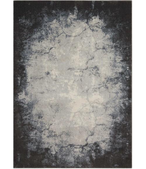Nourison Maxell Area Rug MAE01-Ivory/Grey