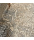 kathy ireland Home Sahara Area Rug KI393-Ivory/Beige
