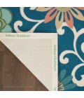Waverly Sun N' Shade Area Rug SND84-Blue/Multicolor