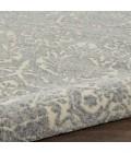 kathy ireland Home Sahara Area Rug KI390-Ivory/Platinum