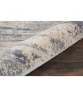 Nourison Rustic Textures Runner Area Rug RUS04-Beige/Grey