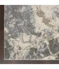 kathy ireland Home Sahara Area Rug KI394-Blue/Ivory
