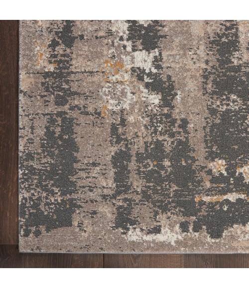 Nourison Ludlow Runner Area Rug LDW05-Cream Grey
