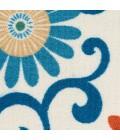 Waverly Sun N' Shade Area Rug SND84-Ivory/Multi