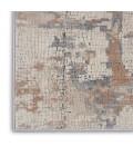 Nourison Rustic Textures Area Rug RUS06-Beige/Grey