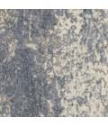 kathy ireland Home Sahara Area Rug KI391-Ivory/Slate