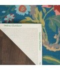 Waverly Sun N' Shade Runner Area Rug SND82-Blue/Multicolor