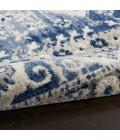 Nourison Cyrus Area Rug CYR05-Ivory Blue