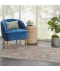 Nourison Enchanting Home Area Rug ENH01-Light Blue Multi