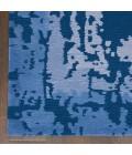 Nourison Symmetry Area Rug SMM02-Navy Blue