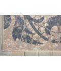 Nourison Maxell Area Rug MAE10-Ivory/Blue