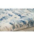 Nourison Maxell Area Rug MAE16-Ivory/Blue