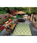 Nourison Home & Garden Area Rug RS089-Green