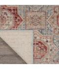 Nourison Enchanting Home Runner Area Rug ENH02-Blue/Multicolor