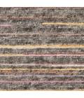 Nourison Plateau Area Rug PAE01-Grey/Flame