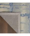 Nourison Symmetry Area Rug SMM04-Blue/Grey