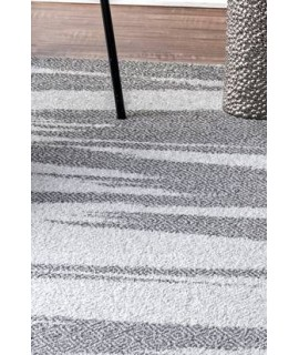 Smantha Zebra Stripes Rug