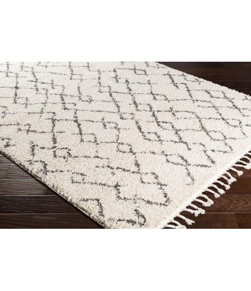 Surya Berber Shag BBE-2301-27x73 rug