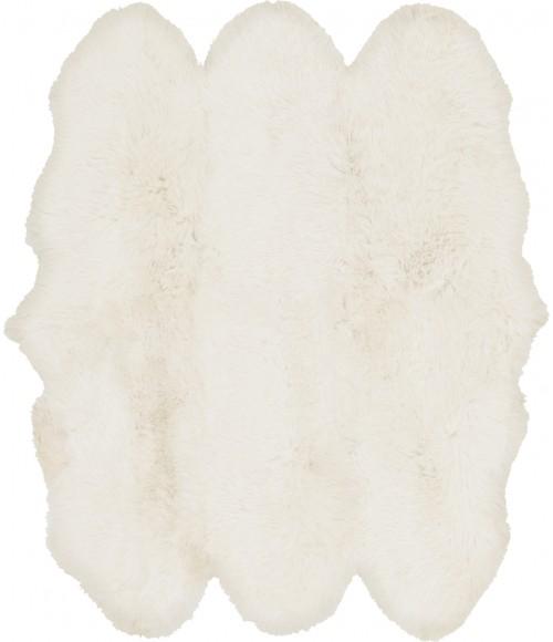 Surya Sheepskin SHS-9600-4x6 rug