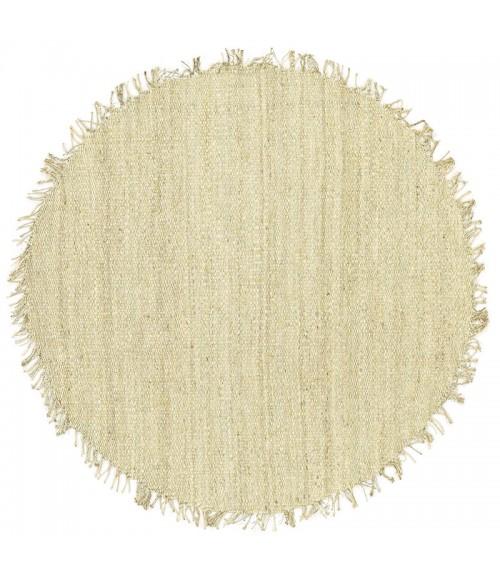 Surya Jute Bleached JUTE BLEACH-10x136 rug